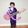 Photo #6 - Little happy Prince with his guitar