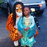 Photo #1 - Princess Jasmine and her Tiger Rajah