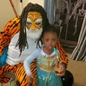 Photo #2 - Princess Jasmine and her Tiger Rajah