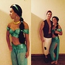 Photo #2 - Princess Jasmine & Aladdin