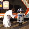 "Photo #2 - ""Help me Obi-Wan Kenobi, you're my only hope"""