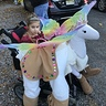 Photo #1 - Princess riding Unicorn