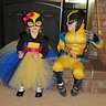 Photo #1 - Princess Wolverine with her brother!
