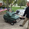 Photo #4 - Sage checking equipment