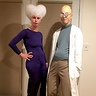 Photo #1 - Professor Farnsworth and Mom