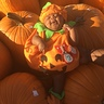 Photo #1 - Ahh relaxing with my fellow pumpkins!