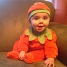 Photo #1 - Pumpkin Girl