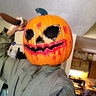 Photo #4 - Pumpkin Head