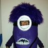 Photo #1 - The cutest purple minion EVER