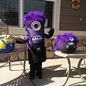 Photo #3 - Waving purple Minion!