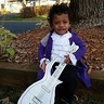 Photo #1 - Prince and his guitar