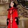Photo #1 - Queen Amidala, front of the costume
