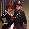 Photo #1 - Queen of Hearts and The Mad Hatter