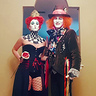 Photo #1 - Queen of Hearts and Mad Hatter