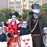Photo #2 - Queen of Hearts and Mad Skeletons