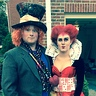 Photo #4 - Queen of Hearts and the Mad Hatter