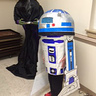 Photo #3 - R2D2 at a party