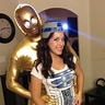 Photo #1 - R2D2 and C3P0