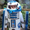 Photo #1 - R2D2 Visits the Bronx Zoo for 'Boo at the Zoo!'