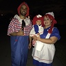 Photo #2 - Raggedy Ann, Andy and mini Raggedy Ann