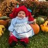 Photo #1 - Real life Raggedy Ann doll