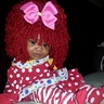 Photo #1 - Raggedy Ann Just clowning around!
