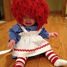 Photo #2 - Grumpy Raggedy Ann