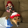 Photo #3 - Raggedy Ann and her puppy sidekick