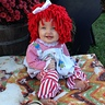 Photo #1 - lil miss raggedy ann herself