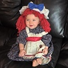 Photo #1 - Raggedy Ann Doll