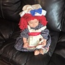 Photo #3 - Raggedy Ann Doll