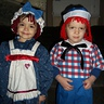 Photo #1 - Raggedy Ann & Not so happy, Andy
