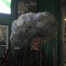 Photo #3 - Rain Cloud and Lightning