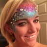 Photo #2 - Rainbow Fish Makeup