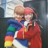 Photo #1 - Rainbow Brite with Captin. Jack Sparrow