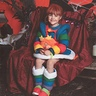Photo #2 - Rainbow Brite with OJ sprite