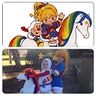 Photo #3 - Rainbow Brite and Twink