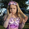 Photo #2 - My daughter as Rapunzel