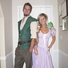 Photo #1 - Rapunzel and Flynn Rider