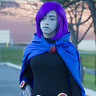 Photo #2 - Raven Teen Titans Go