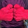 Photo #7 - red hulk hands completed