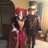 Photo #1 - Red Queen and Mad Hatter