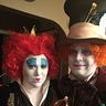 Photo #2 - Red Queen and Mad Hatter