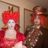 Photo #2 - Red Queen and the Mad Hatter