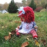 Photo #2 - 'Raggedy thinks the leaves are too Rugged'