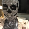 Photo #2 - Rhinestoned Skeleton