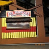 Photo #6 - The ticket booth with the model of the Phoenix Roller Coaster