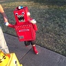 Photo #2 - Red Robot