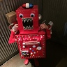 Photo #4 - Red Robot