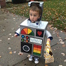 Photo #1 - Best Robot Costume Ever